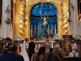 La boda de Elena y Alejandro