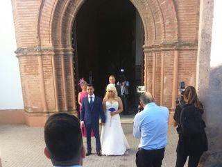 La boda de Noemi y Hector 2