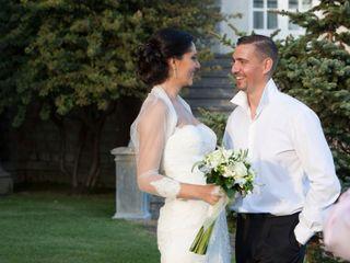 La boda de Fátima  y Conrado