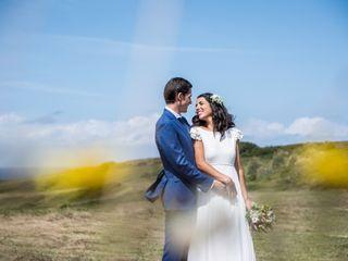 La boda de Leire y Javier