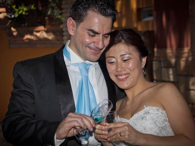 La boda de Hunai y Alejandro