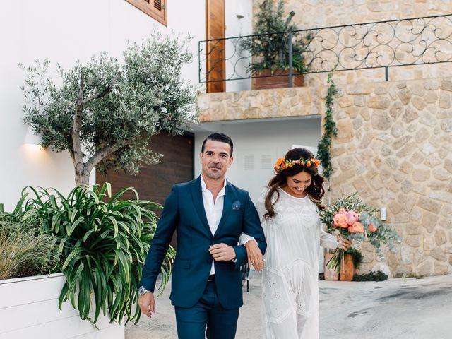 La boda de Chiqui y Vicky en Xàbia/jávea, Alicante 33