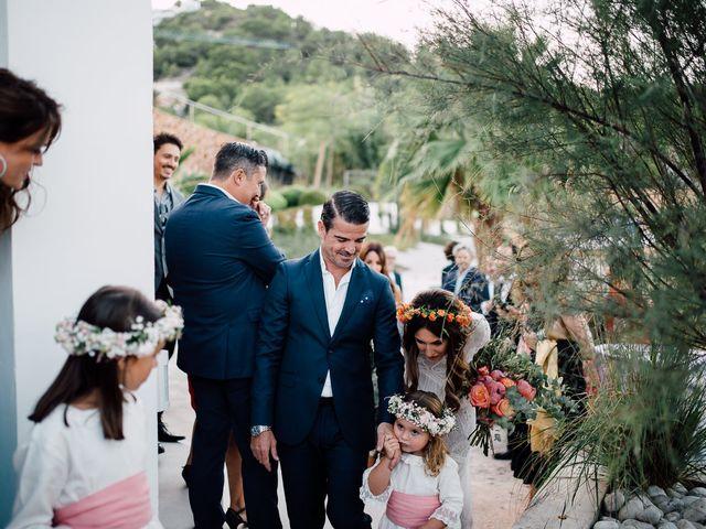 La boda de Chiqui y Vicky en Xàbia/jávea, Alicante 35