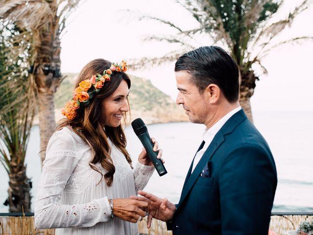 La boda de Chiqui y Vicky en Xàbia/jávea, Alicante 50