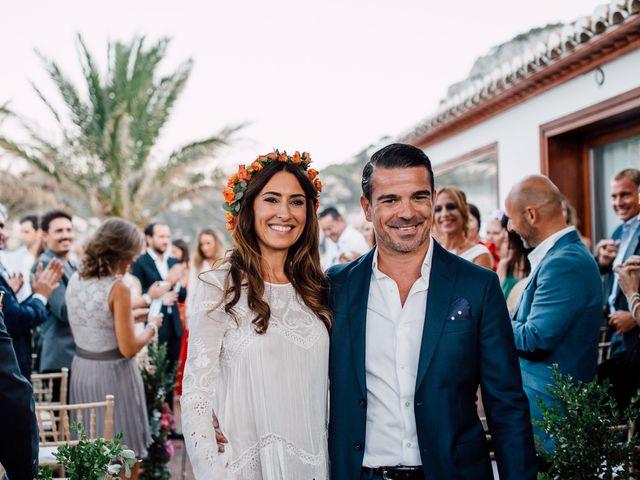 La boda de Chiqui y Vicky en Xàbia/jávea, Alicante 53