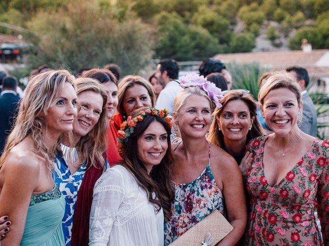 La boda de Chiqui y Vicky en Xàbia/jávea, Alicante 57