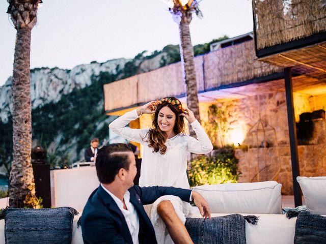 La boda de Chiqui y Vicky en Xàbia/jávea, Alicante 62