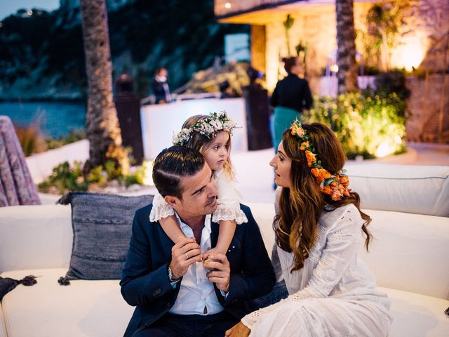 La boda de Chiqui y Vicky en Xàbia/jávea, Alicante 63