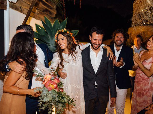 La boda de Chiqui y Vicky en Xàbia/jávea, Alicante 73