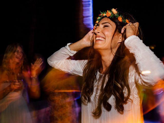 La boda de Chiqui y Vicky en Xàbia/jávea, Alicante 82