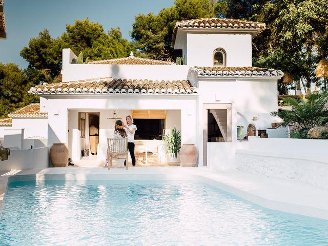 La boda de Chiqui y Vicky en Xàbia/jávea, Alicante 4