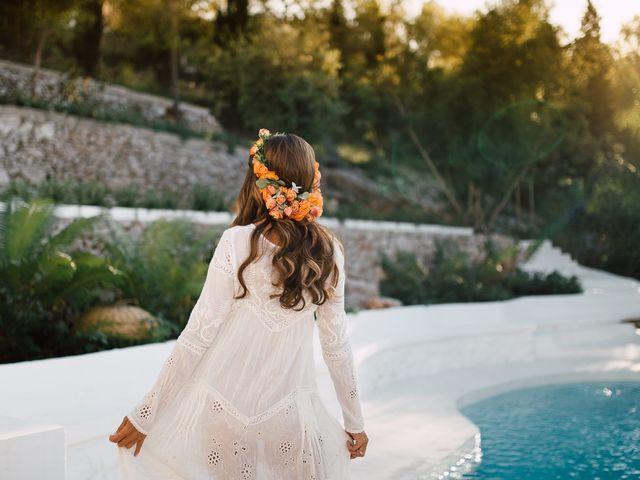 La boda de Chiqui y Vicky en Xàbia/jávea, Alicante 16
