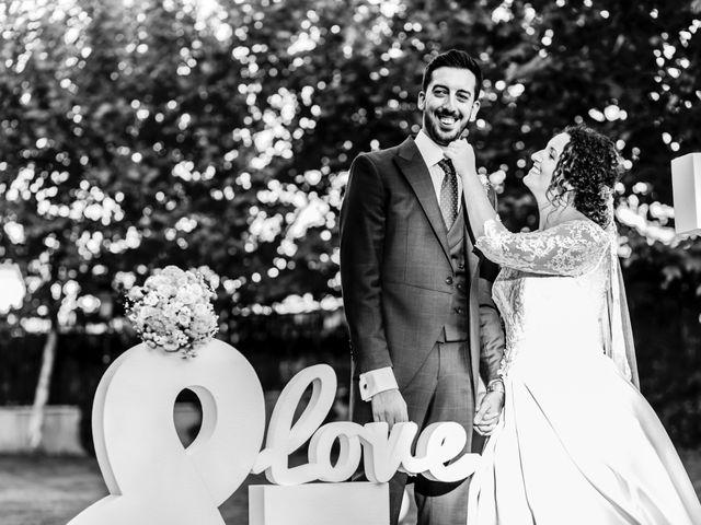 La boda de Noelia y Faly