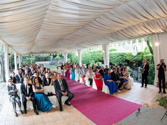 La boda de Eduard y Desirée en Santpedor, Barcelona 10