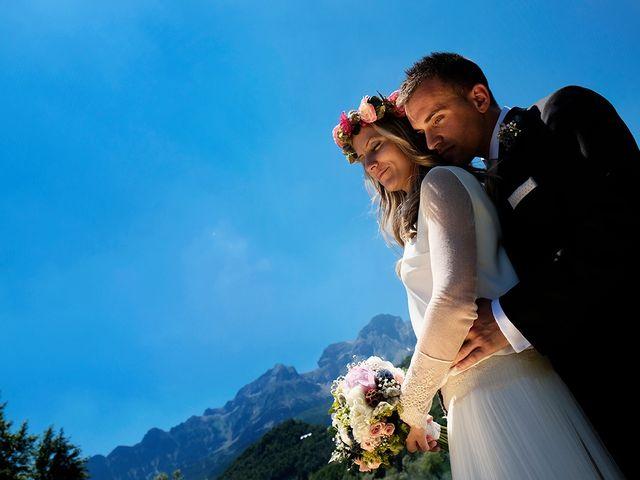 La boda de Fran y Andrea en Biescas Huesca Pirineo , Huesca 6