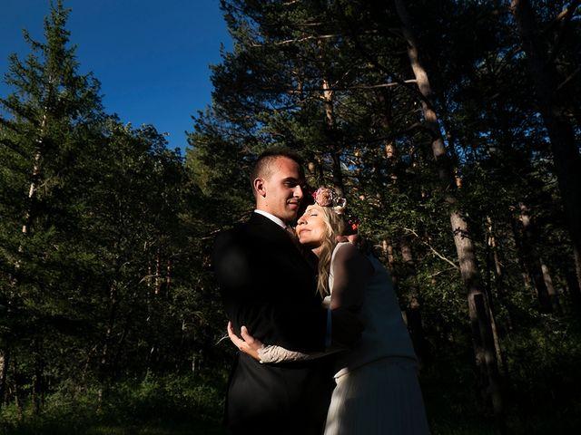 La boda de Fran y Andrea en Biescas Huesca Pirineo , Huesca 9