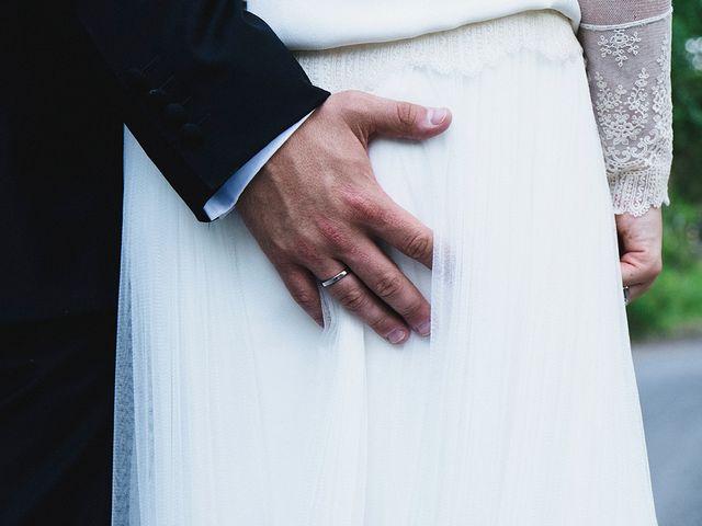 La boda de Fran y Andrea en Biescas Huesca Pirineo , Huesca 11