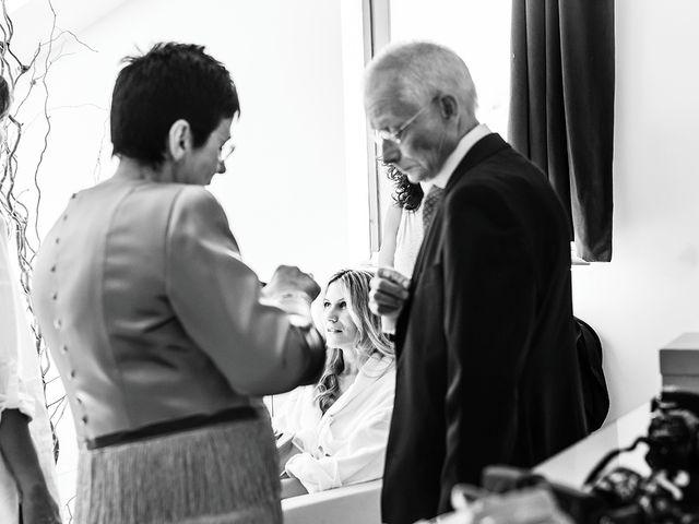 La boda de Fran y Andrea en Biescas Huesca Pirineo , Huesca 26