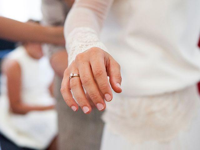La boda de Fran y Andrea en Biescas Huesca Pirineo , Huesca 28