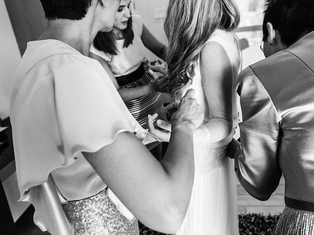 La boda de Fran y Andrea en Biescas Huesca Pirineo , Huesca 31