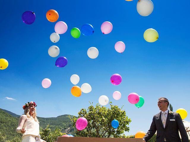 La boda de Fran y Andrea en Biescas Huesca Pirineo , Huesca 1