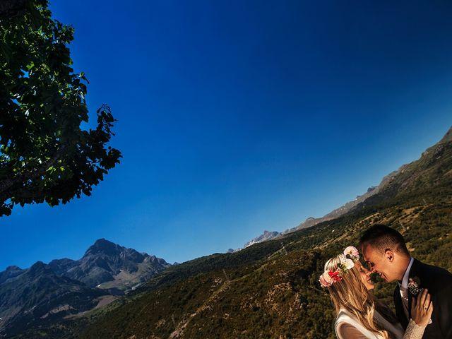 La boda de Fran y Andrea en Biescas Huesca Pirineo , Huesca 51