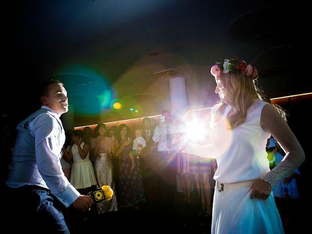 La boda de Fran y Andrea en Biescas Huesca Pirineo , Huesca 2