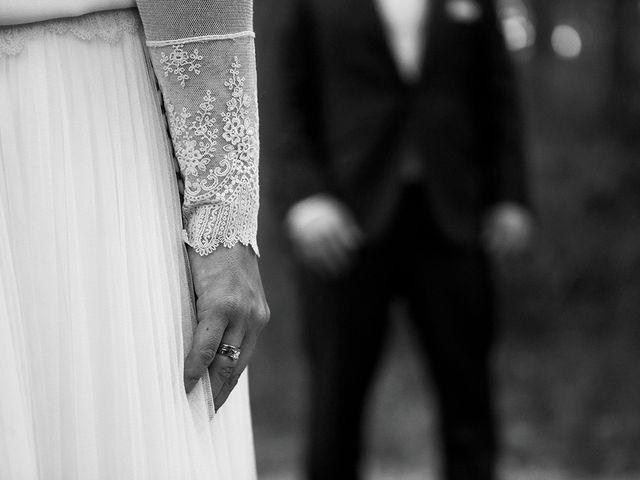 La boda de Fran y Andrea en Biescas Huesca Pirineo , Huesca 56