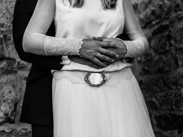 La boda de Fran y Andrea en Biescas Huesca Pirineo , Huesca 60