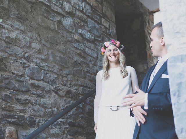 La boda de Fran y Andrea en Biescas Huesca Pirineo , Huesca 63