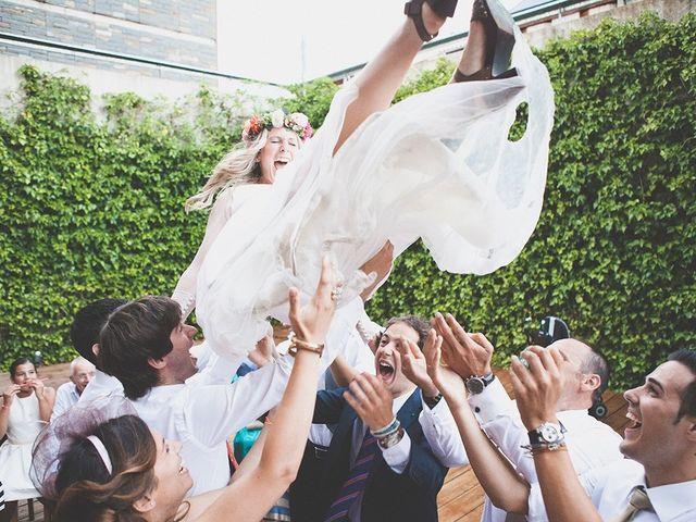 La boda de Fran y Andrea en Biescas Huesca Pirineo , Huesca 65