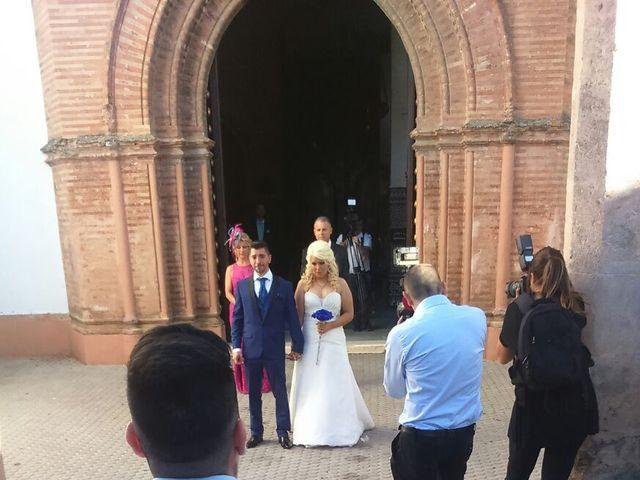 La boda de Hector y Noemi en Lora Del Rio, Sevilla 3