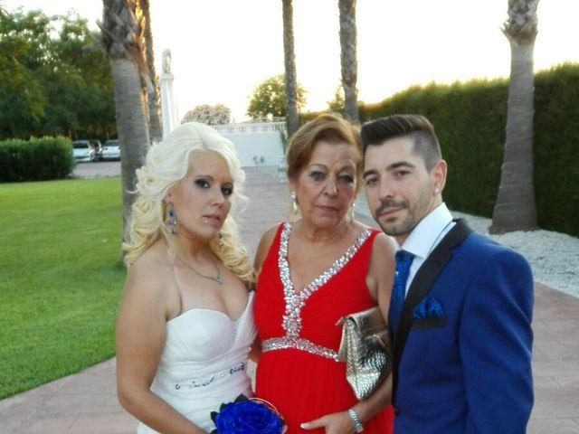 La boda de Hector y Noemi en Lora Del Rio, Sevilla 5