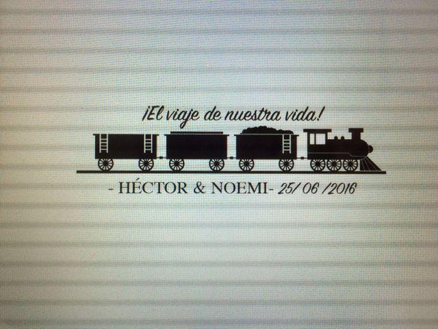 La boda de Hector y Noemi en Lora Del Rio, Sevilla 6