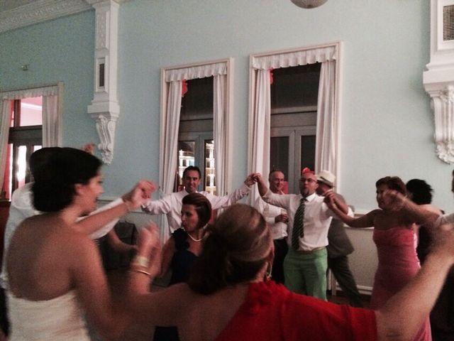 La boda de Conrado y Fátima  en Santander, Cantabria 15