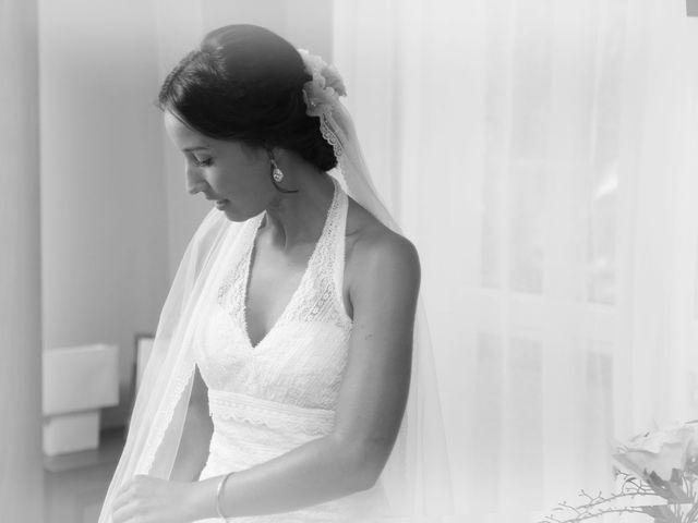 La boda de Anxo y Nerea en Baiona, Pontevedra 1