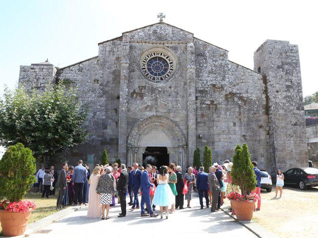 La boda de Anxo y Nerea en Baiona, Pontevedra 7