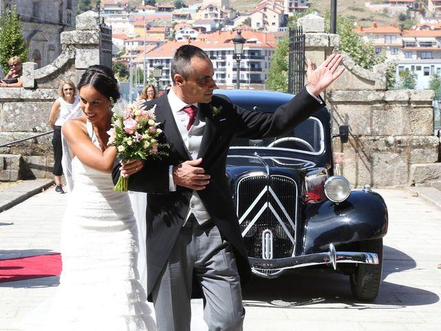 La boda de Anxo y Nerea en Baiona, Pontevedra 8