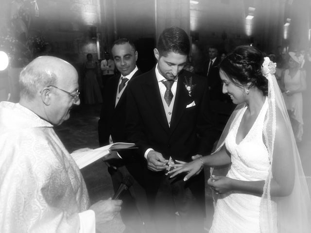 La boda de Anxo y Nerea en Baiona, Pontevedra 10