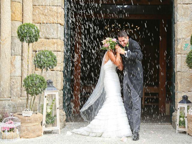 La boda de Anxo y Nerea en Baiona, Pontevedra 11