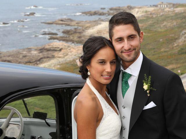La boda de Anxo y Nerea en Baiona, Pontevedra 16