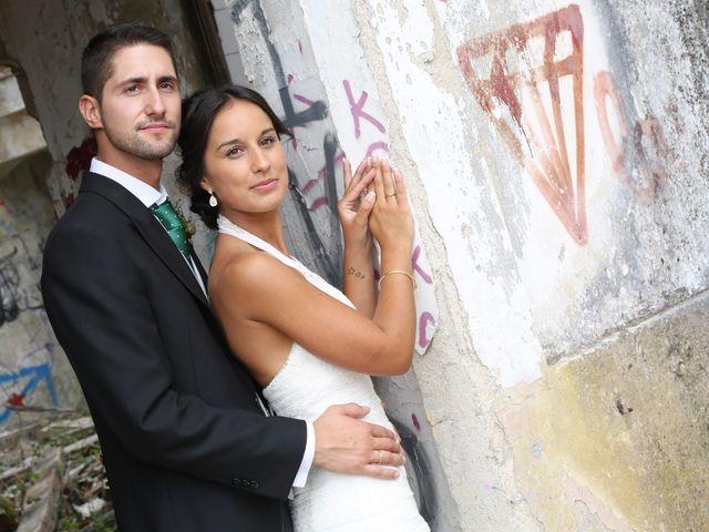 La boda de Anxo y Nerea en Baiona, Pontevedra 17