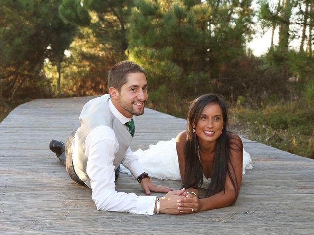 La boda de Nerea y Anxo