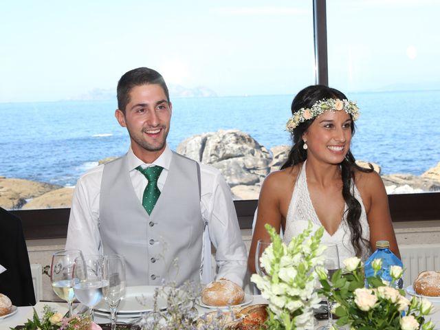 La boda de Anxo y Nerea en Baiona, Pontevedra 24