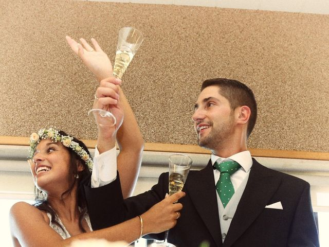 La boda de Anxo y Nerea en Baiona, Pontevedra 26