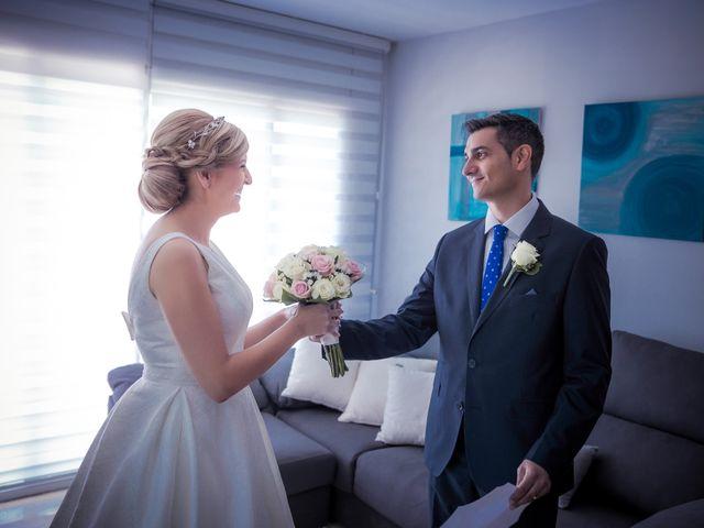 La boda de Gerard y Merche en Vilallonga Del Camp, Tarragona 14