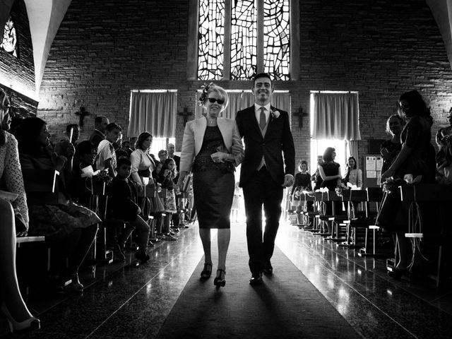 La boda de Gerard y Merche en Vilallonga Del Camp, Tarragona 17