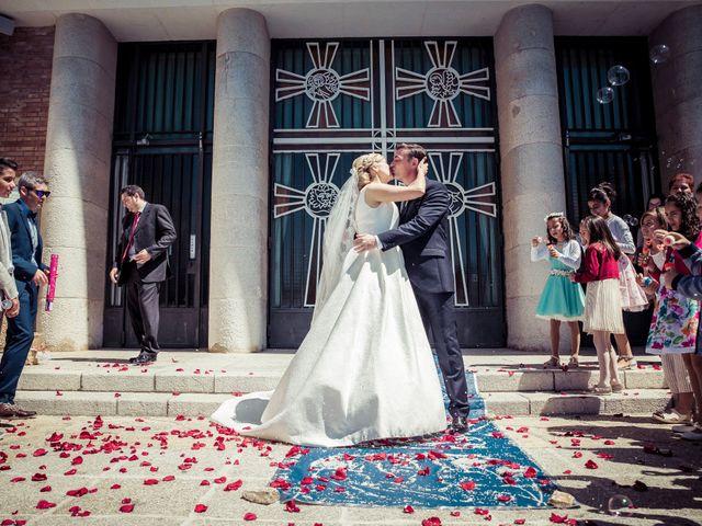 La boda de Gerard y Merche en Vilallonga Del Camp, Tarragona 24