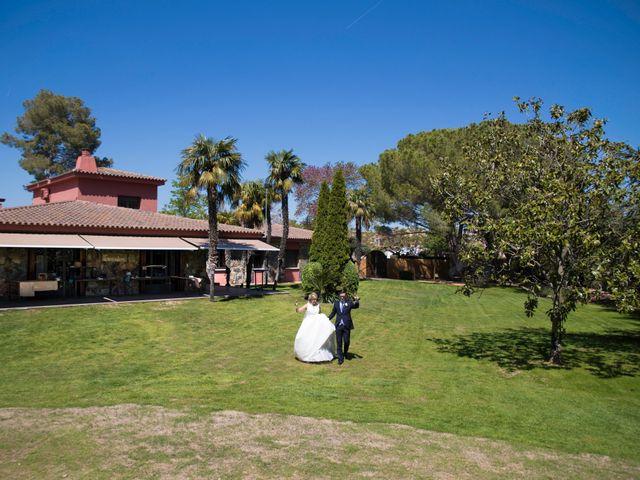La boda de Gerard y Merche en Vilallonga Del Camp, Tarragona 26