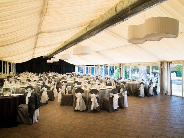 La boda de Gerard y Merche en Vilallonga Del Camp, Tarragona 27